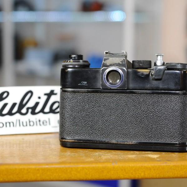 Цифровой фотоаппарат из зенита своими руками 10