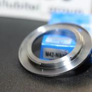 Переходник М42 - Nikon