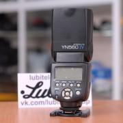 Вспышка Yongnuo Speedlite YN-560 IV универсальная