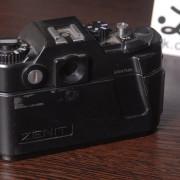 Зенит 122 с объективом Гелиос-44м-6