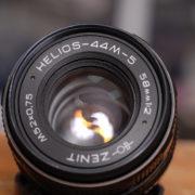 Объектив Гелиос-44М-5 58 mm f/ 2 МС