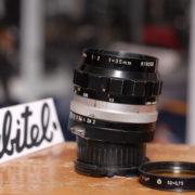 Объектив Nikon Nikkor-O 35 mm f/ 2