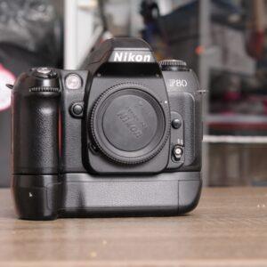 Фотоаппарат Nikon F80